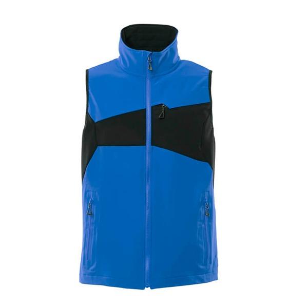 Gilet Stretch Léger bleu et marine foncé | MASCOT Accelerate