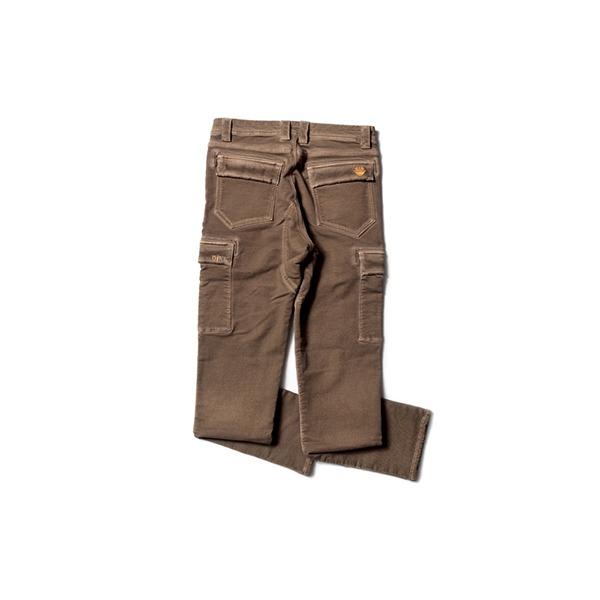 Pantalon de travail Piper de la marque Dike - Mastic