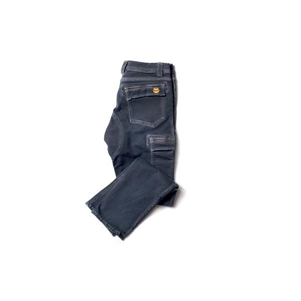 Pantalon Piper de marque Dike - Gris foncé