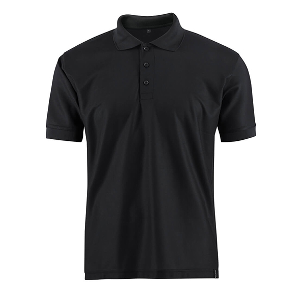 Polo 'CoolDry' Coupe moderne Noir | MASCOT