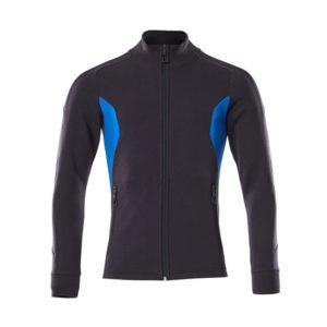 Sweat-shirt zippé - coupe moderne | MASCOT Accelerate