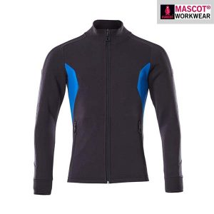 Sweat-shirt zippé - coupe moderne   MASCOT Accelerate