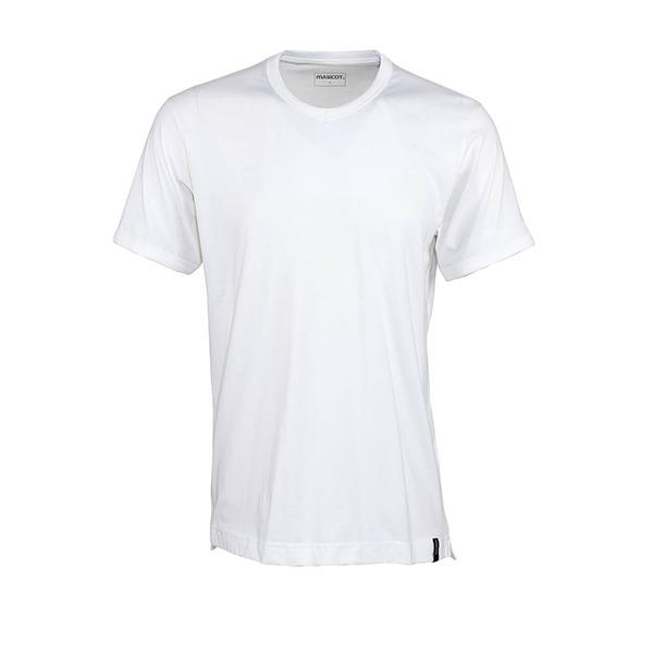 T-Shirt 'Algoso' blanc | MASCOT