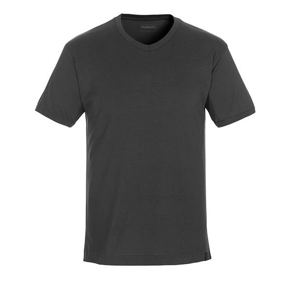 T-Shirt 'Algoso' gris foncé | MASCOT