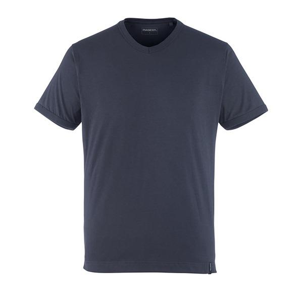 T-Shirt 'Algoso' marine foncé | MASCOT