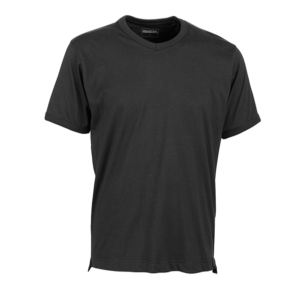 T-Shirt 'Algoso' noir | MASCOT
