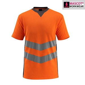 T-Shirt bicolore fluorescent | MASCOT Sandwell