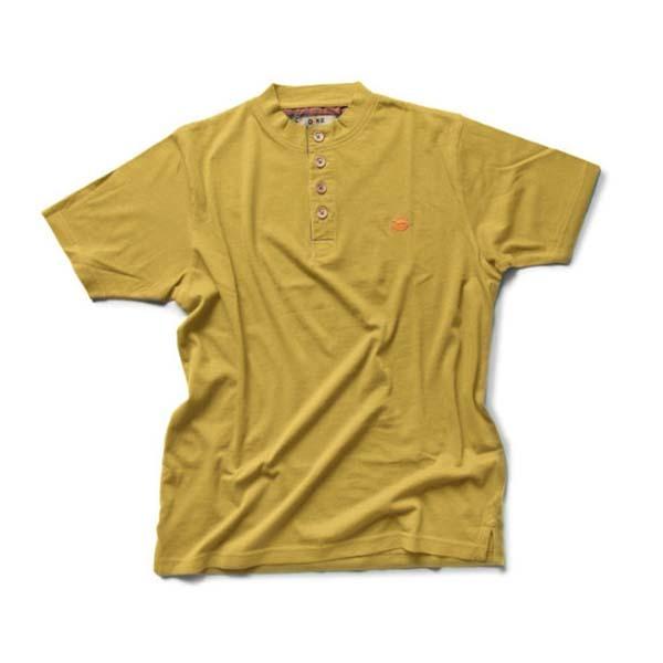 T-Shirt de travail Dike ocre - TEST