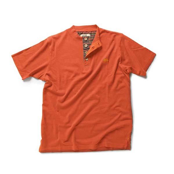 T-Shirt de travail 'TEST' tomate | DIKE