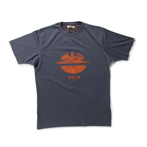 T-Shirt de travail 'TIDY' marine | DIKE