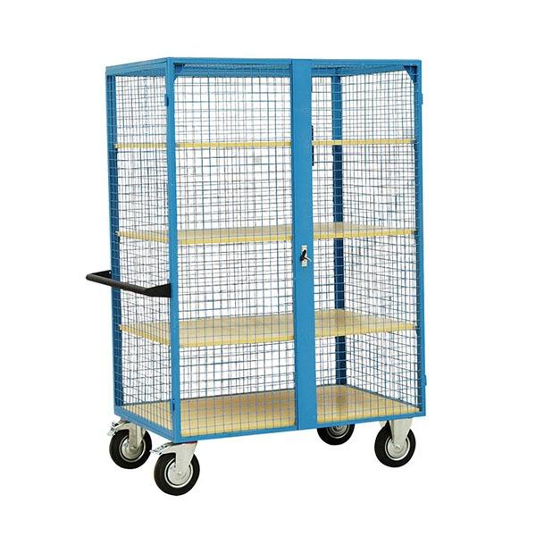Armoire Grillagée Ou Métalliques - Capacité de 300 kg