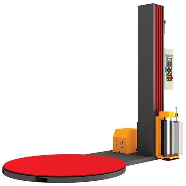 Banderoleuse Semi-Automatique Avec Pré-Etirage - 2000 kg