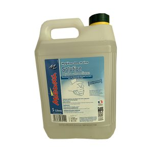 Solution Hydroalcoolique COVID19 - Bidon de 5L