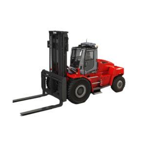 Chariot Élévateur Diesel - Capacité de 10 ou 14 Tonnes
