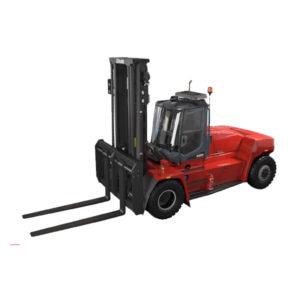Chariot Élévateur Diesel - Capacité de 9 à 18 Tonnes