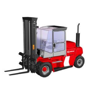 Chariot élévateur Diesel - Capacité de 5 à 9 Tonnes