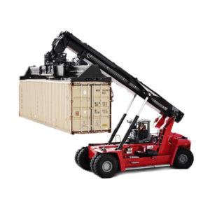 Chariot Porte-Conteneurs Diesel – Capacité de 45 Tonnes