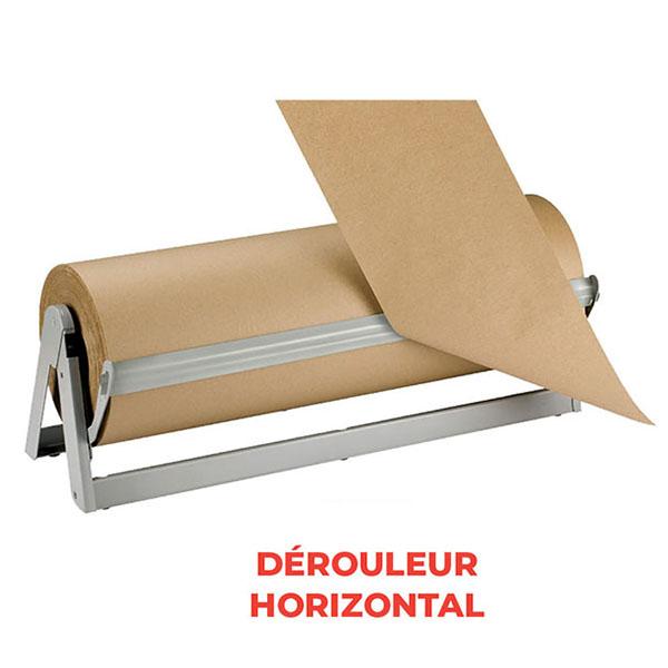 Dérouleur/Coupeur Mural ou Vertical Pour Rouleau De Papier