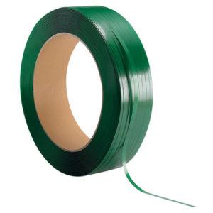 Feuillard Polyester Vert