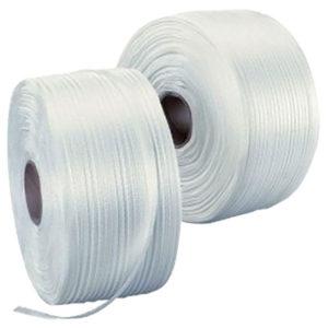 Feuillard Textile Blanc - Fil à Fil