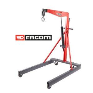 Grue d'Atelier Manuelle Palette Européenne Facom - 1000 kg