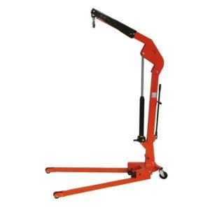 Grue D'Atelier Manuelle Pliable - Capacité De 500 À 2000 kg