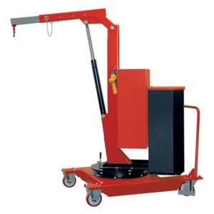 Grue D'atelier Porte-À-Faux Électrique - Capacité De 500 kg