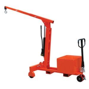 Grue D'Atelier Porte-À-Faux Manuelle - Capacité De 550 Ou 750 kg