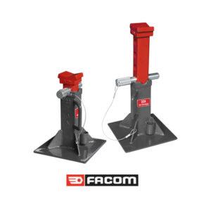 Chandelles De Calage Facom - Capacité de 22 000 kg