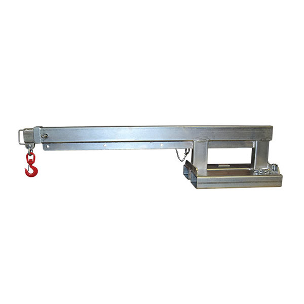Potence Télescopique Galvanisée - Capacité de 2500kg