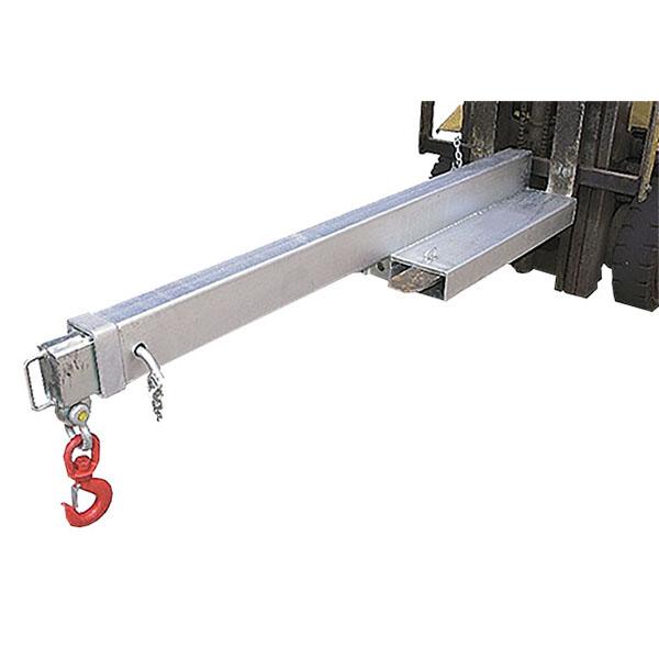 Potence Télescopique Galvanisée - Capacité de 4500kg
