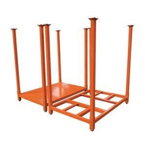 Rack Mobile De Stockage Empilable - Capacité de 1800 kg