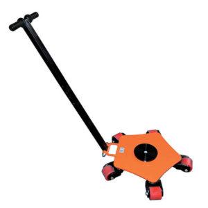 Rouleur Pivotant à Timon - Capacité de 2000 ou 4000 kg