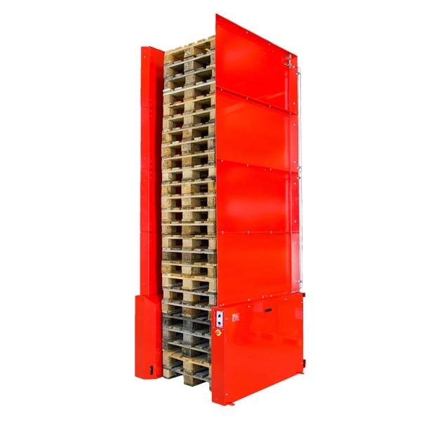 Stockeur De Palette De Manutention - 6 modèles possibles