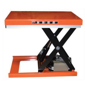 Table Élévatrice Électrique d'une Capacité De 500 kg