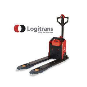 Transpalette Électrique avec Batterie Lithium - Capacité de 1500 kg - Logitrans