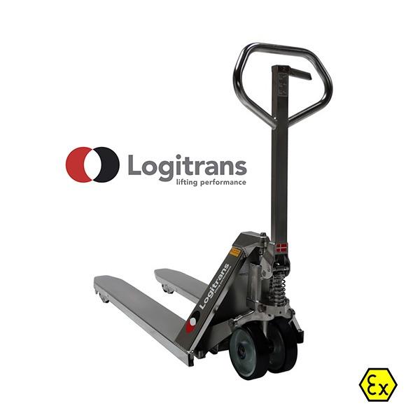 Transpalette Manuel ATEX - Capacité de 2000kg - Logitrans