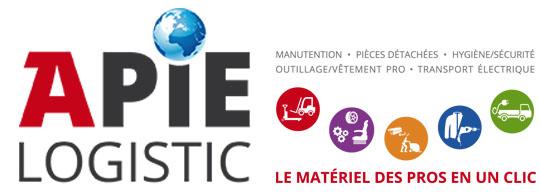 Logo APIE LOGISTIC - 2020