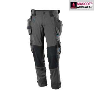 Pantalon de travail avec poches flottantes | MASCOT Advanced
