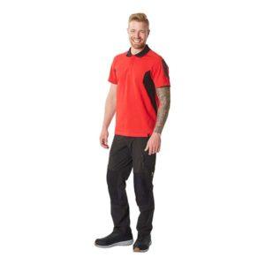 Pantalon de travail avec poches genouillères de face | MASCOT Accelerate