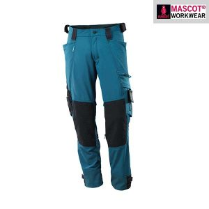 Pantalon de Travail avec poches genouillères en Dyneema | MASCOT