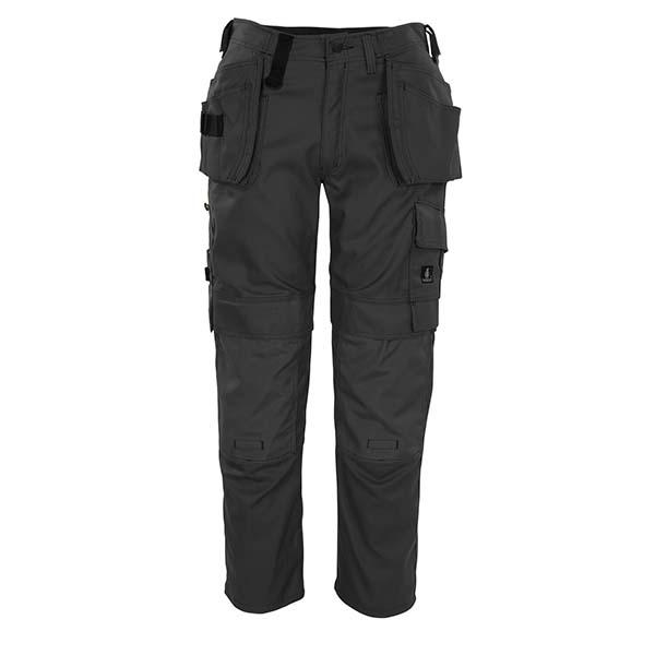 Pantalon de travail Mascot avec poches flottantes - HARDWEAR RONDA gris