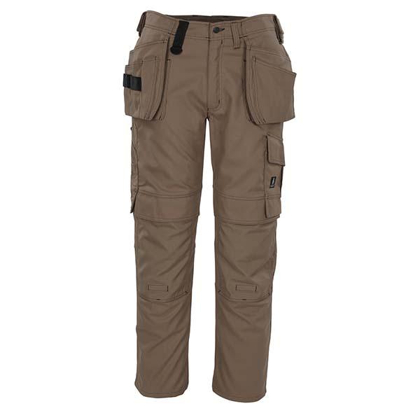 Pantalon de travail Mascot avec poches flottantes - HARDWEAR RONDA sable