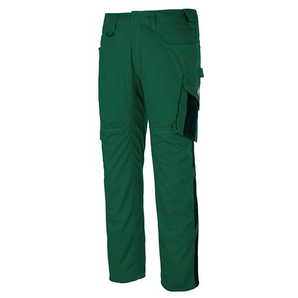 Pantalon de travail Mascot DORTMUND - Vert Bouteille et Noir