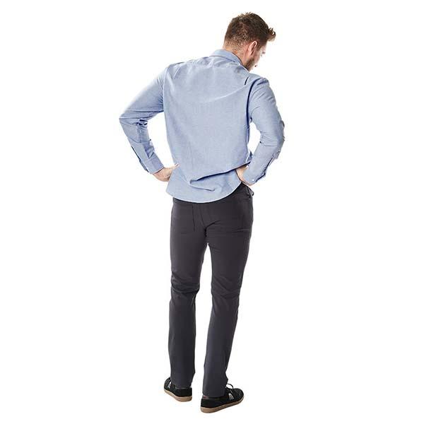 Pantalon de travail Mascot 'Modern' de dos - FRONTLINE