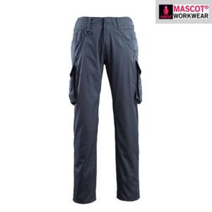 Pantalon de travail Mascot - Unique Ingolstadt - Bleu marine