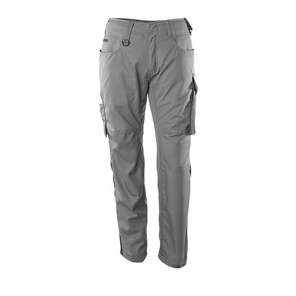 Pantalon de travail Mascot - UNIQUE OLDENBURG gris et noir