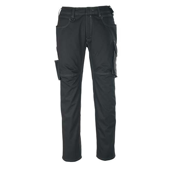 Pantalon de travail Mascot - UNIQUE OLDENBURG noir et gris foncé