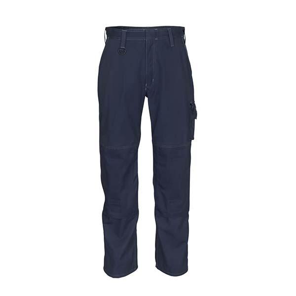 Pantalon Mascot avec poches genouillères - PITTSBURGH marine foncé
