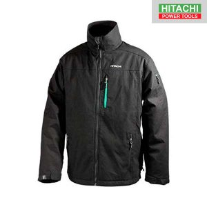 Veste chauffante - 14,4v/18v - Hitachi | Apie Logistic à Bourg en Bresse